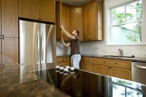 Prodotti di finitura per mobili da cucina