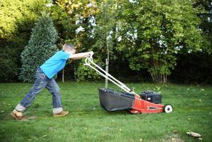 Come sostituire il cavo di avviamento a strappo sul mio Murray Lawn Mower