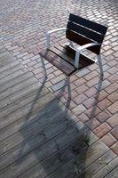 Come installare un patio in mattoni con la sabbia