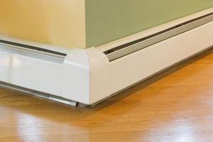 Do-It-Yourself: idronico Baseboard installazione