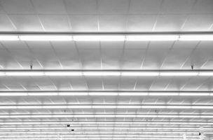 Come legare luce fluorescente in serie