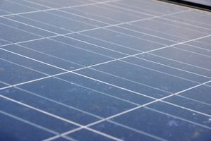 Come riparare un pannello solare Leak