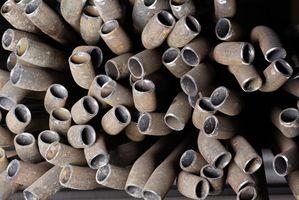 Tipi di acciaio al carbonio Tubing