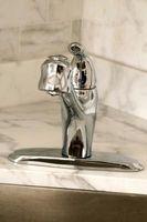 Come back-flush un rubinetto della cucina