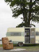 Stufe a legna Approvato per case mobili