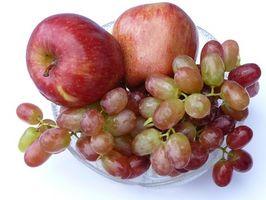 Come conservare frutta in frigorifero in sacchetti di plastica