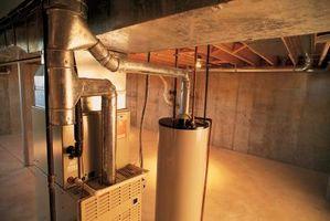 Guida all'installazione di gas Fornace di ventilazione