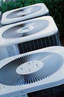 Installazione di aria condizionata centralizzata in una casa