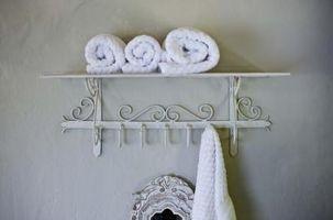 Come mettere gli asciugamani nel mio bagno