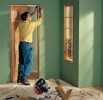 Come sostituire uno stipite della porta