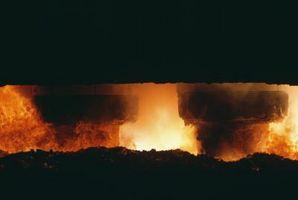 Come pulire fuliggine di camera di combustione del forno