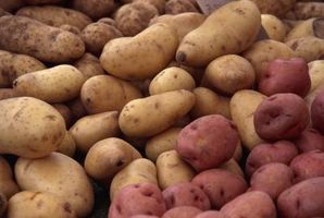 Come Rocks influenzano coltivazione di patate