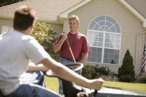 Come regolare Coni su un Dixon Lawn Mower