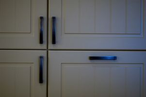 Idee per Painted Kitchen Cabinet Colori