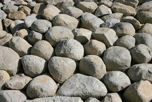 Decorativi Tipi di pietra Paesaggio