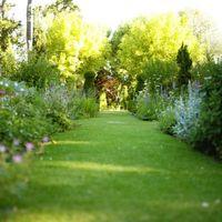 Come costruire un percorso del giardino su un pendio