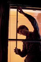 Il processo di sostituzione della finestra del vinile