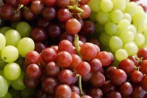 Come decorare con un tema uva