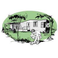 Come costruire un tetto Overlay per un Mobile Home