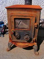 Come installare una stufa a legna e codici di fuoco