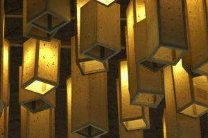 Come fare una lampada e Lanterna di stile giapponese