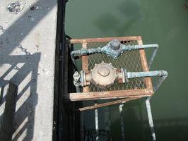 Come prevenire Freezeup di tubi acqua al di fuori