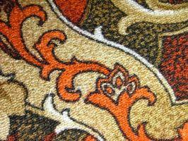 Fai da te Binding per la riparazione di un tappeto di lana