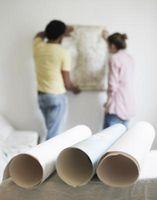 Come rimuovere Wallpaper Da Legno