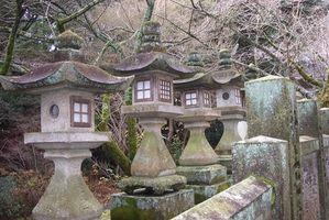 Informazioni sulle lanterne giapponesi