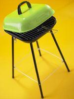 Come utilizzare una griglia come un forno
