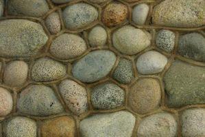 Come riemergere una cantina muro di pietra