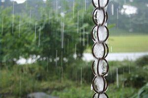 Istruzioni per l'Rendere catene della pioggia