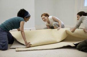 Come risolvere rigonfiamenti mio tappeto