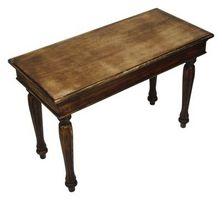Come a riaffiorare un tavolo in legno con impiallacciatura di legno o laminato