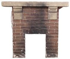 Come applicare Cement Board sopra il mattone Camino