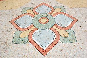 Come rimuovere un vecchio pavimento in linoleum