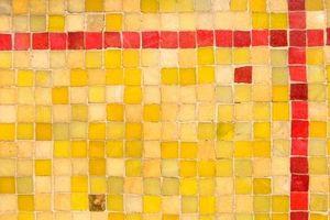 Come installare rotti piastrelle pavimenti a mosaico