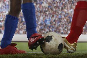 Come rimuovere l'odore da morsetti di calcio