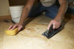 Come pulire & Shine Pavimenti di marmo