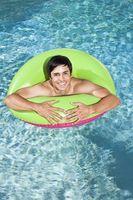 Come Sabbiare piscina