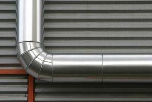 Le istruzioni per l'installazione di una casa Riscaldamento Duct isolamento