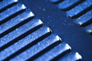 Come ammorbidire acqua dura in dispositivi di raffreddamento evaporativi