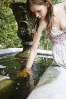 Idee preformato acqua dello stagno