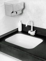 Idee per asciugamani di carta per un bagno