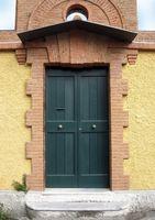 Come scegliere il colore per una porta esterna