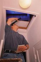 Come aggiungere un riscaldatore elettrico in the Attic