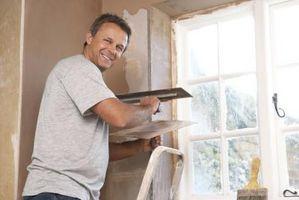Come eliminare le cuciture in casa mobile Walls