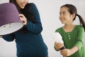 Come installare il sensore su una lampada touch