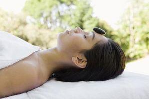Istruzioni per Come pulire una tabella Oakworks massaggio