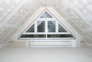 Come tagliare Fasci del tetto per una mansarda